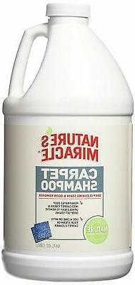Nature's Miracle Carpet Shampoo  Order Stain Remover Advance
