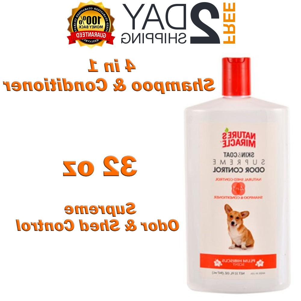 nature s miracle shampoo condition 4 in