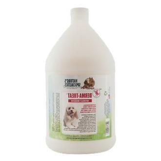 nature s specialties derma treat pet shampoo
