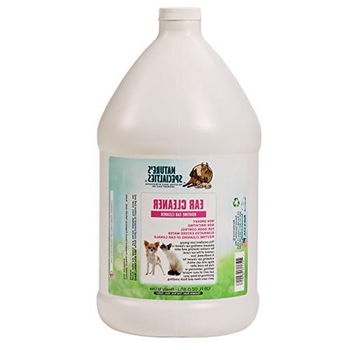 nature s specialties ear cleaner gallon