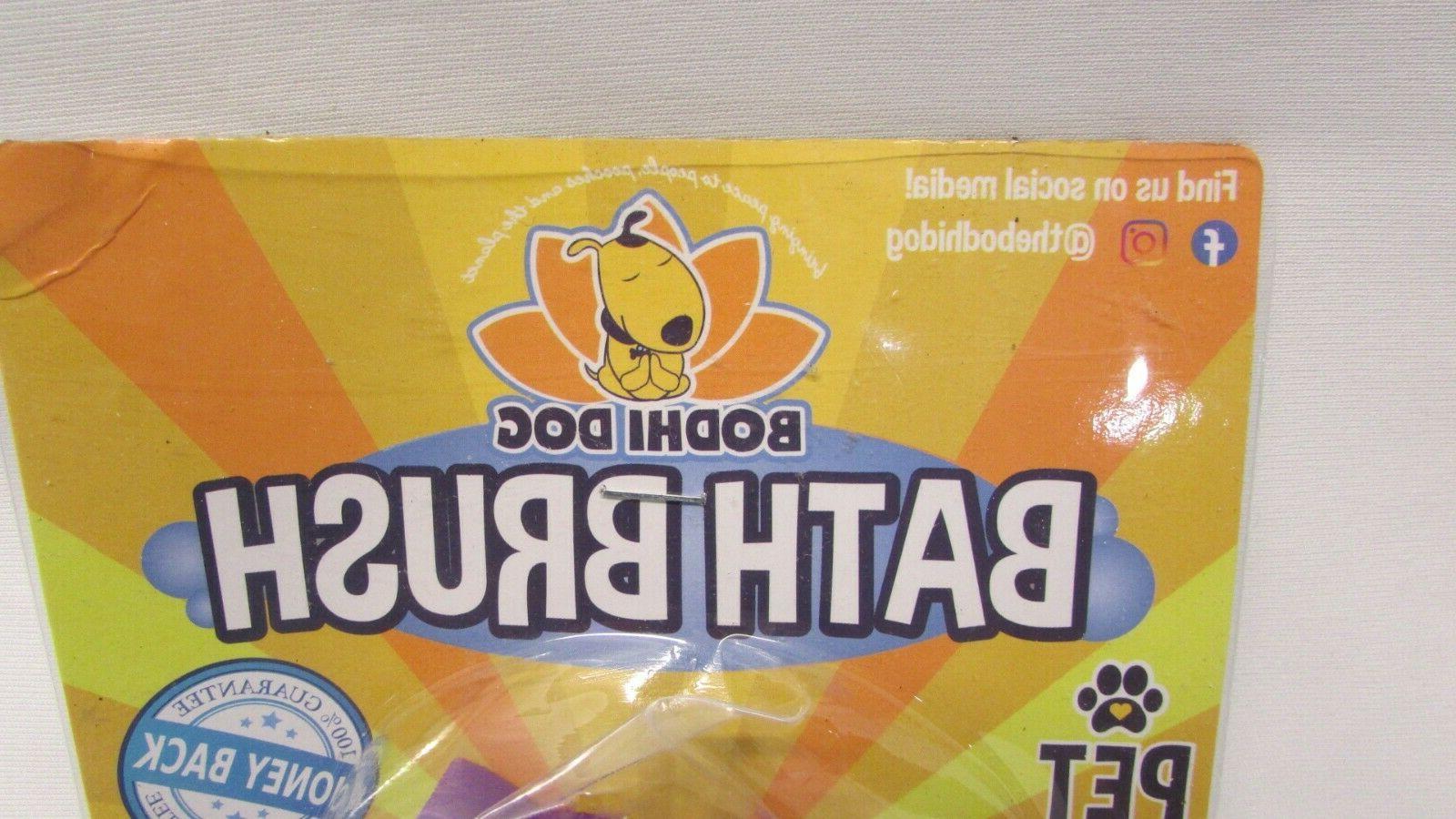 Bodhi Dog Brush Waterproof Soft Rubber