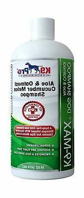 Oatmeal Dog Shampoo and Conditioner - For Dogs With Allergie