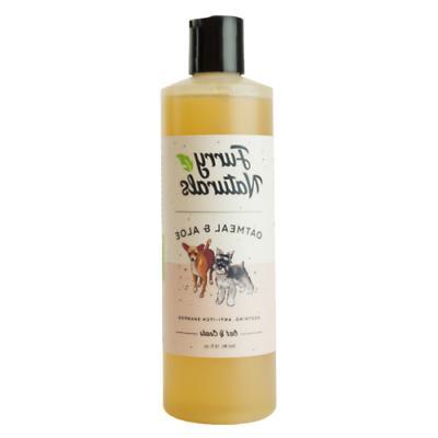 Oatmeal & Aloe Shampoo 16oz SHIPPING