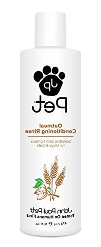 John Paul Pet Oatmeal Conditioning Rinse for Dogs and Cats,