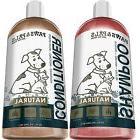 oatmeal dog shampoo conditioner combo