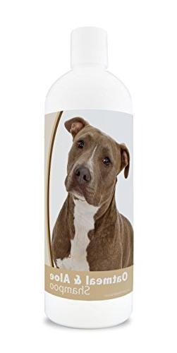 Healthy Breeds Oatmeal Dog Shampoo for Dry Itchy Skin for Pi