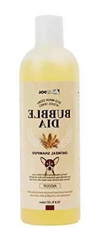 "Alpha Dog Series ""BUBBLE DIA"" Oatmeal Shampoo -"