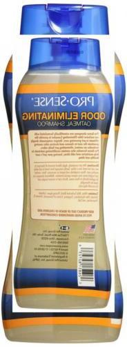 ProSense Oatmeal Shampoo, Vanilla Scent, 20-Ounce