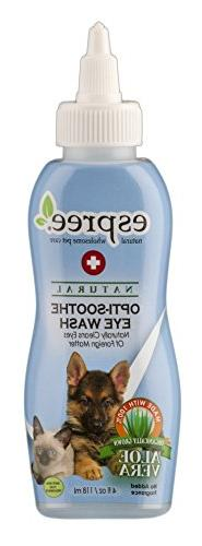 Espree Opti-Soothe Eye Wash for Dogs and Cats 4 Oz
