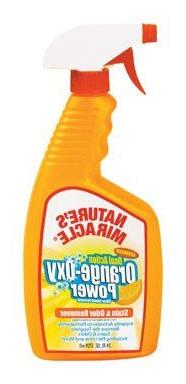 Orange-Oxy Formula Stain & Odor Remover Spray