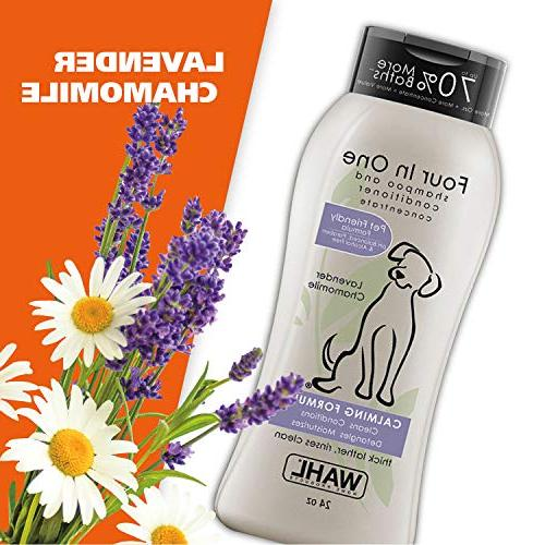 Wahl 4-in-1 Chamomile Conditioner