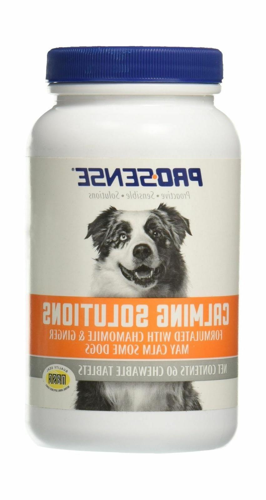 Pro Pet Anti-Stress Calming Tablets