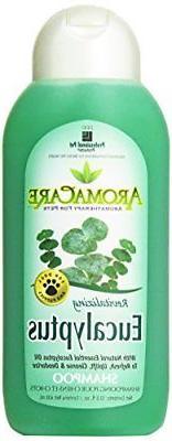 PPP Pet Aroma Care Eucalyptus Shampoo, 13-1/2-Ounce