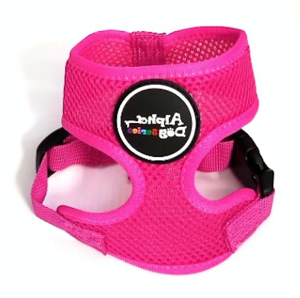 pet safety mesh harness