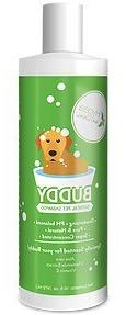 Hygea Natural Pet Shampoo for Male Dogs with Organic Ingredi