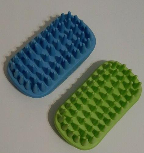 Gibby Co Silicone Shampoo Skid Dog Cat Mouse Grooming