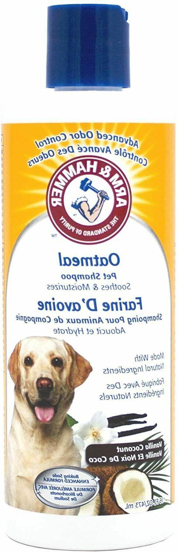 pets soothing oatmeal pet shampoo nourishing