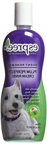 Espree Plum Perfect Cream Rinse For Dogs 12 Oz