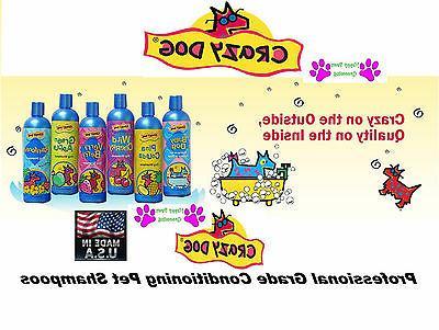 premium conditioning pet shampoo tearless de tangles