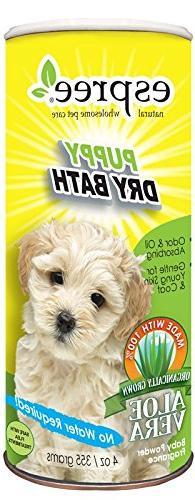 Espree Puppy Dry Bath, 4 oz