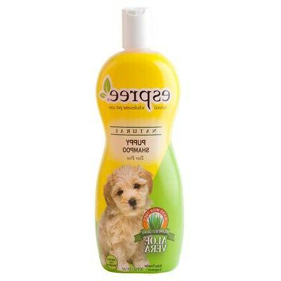 Espree Natural Puppy Shampoo Tear Free Dog Grooming w/Aloe V