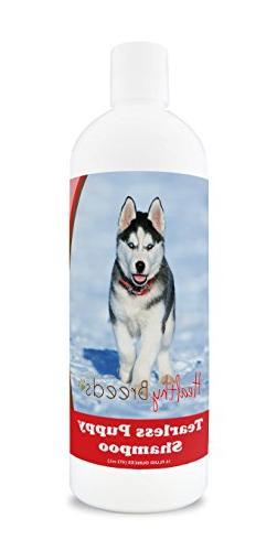 Healthy Breeds Puppy Shampoo Natural for Siberian Husky - OV