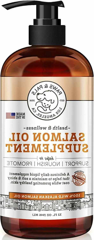pure wild alaskan salmon oil for dog