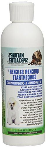 quicker slicker concentrate pet conditioner