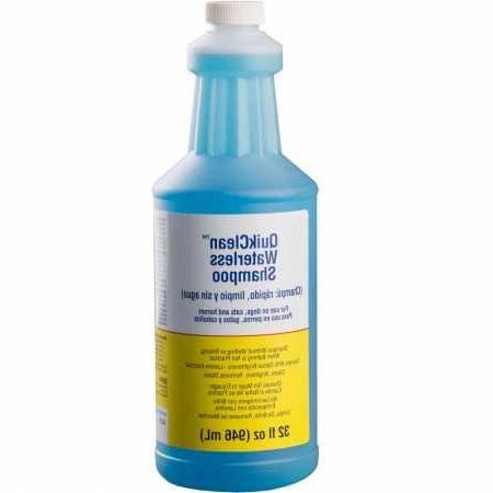 QuikClean Waterless Shampoo