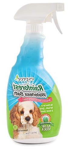 Espree Rainforest Waterless Dog Shampoo