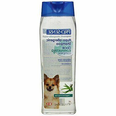 Pro-Sense Hypoallergenic Shampoo, Fragrance and Dye Free, 16