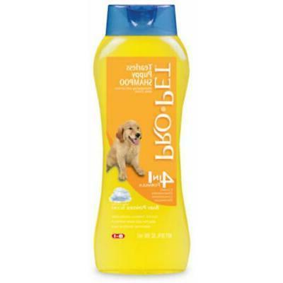 Pro-Sense Puppy Shampoo, Baby Powder Scent, 20-Ounce