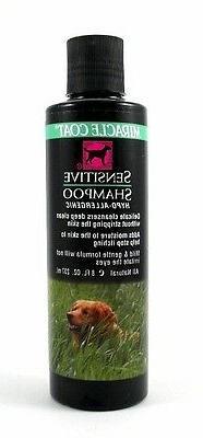 Miracle Coat Sensitive Hypo-Allergenic Dog Shampoo, 8 oz, MP