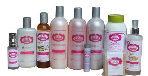 shampoo conditioner serum leave ampolla