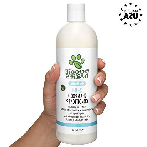 shampoo dogs 1 dog