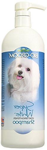32 Fl Oz, Super White Shampoo for Dogs & Cats