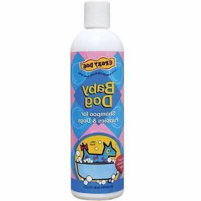Crazy Dog Baby Dog Shampoo 12 fl. oz, New, Free Shipping