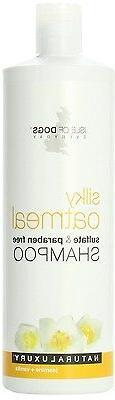 Shampoo Nat Lxry Silk Oat 16 OZ -Pack Of 12