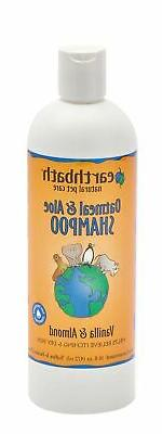 Earthbath All Natural Shampoo Oatmeal and Aloe, 16 fl. oz.