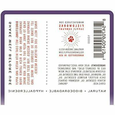 Shampoos Dog Shampoo. Anti-Bacterial-Anti-Fungal-