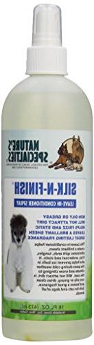 Nature's Specialties Silk N Finish Leave in Pet Conditioner