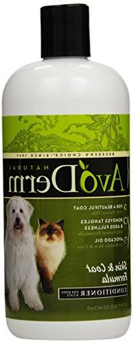 AvoDerm Natural Skin and Coat Formula Conditioner for Dogs a
