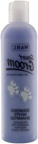 Wahl  Ltd Smartgroom Diamond White Pet Shampoo 250ml
