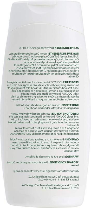 Douxo Shampoo Dogs Topical Solution