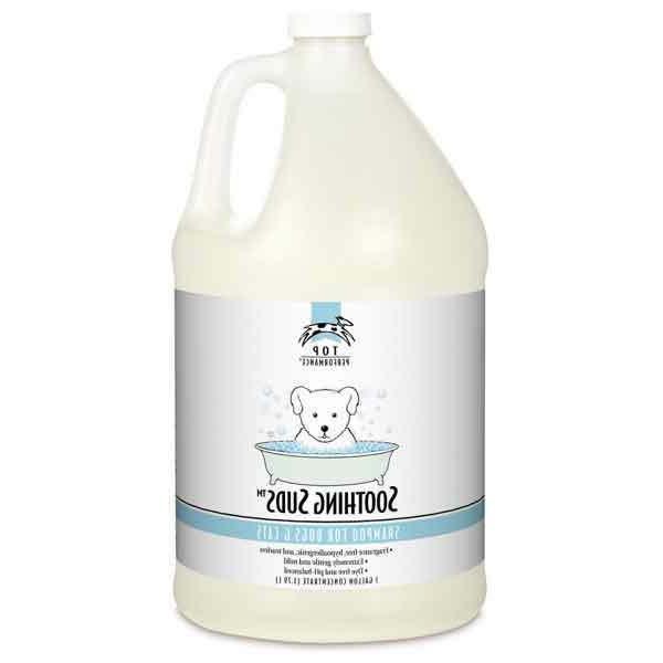 soothing suds pet shampoo dog cat sensitive