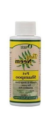 Organix South TheraNeem Pet Shampoo - 2 fl oz