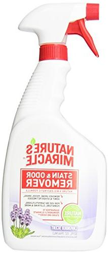 Nature's Miracle Stain and Odor Remover - Lavender - 32 oz.