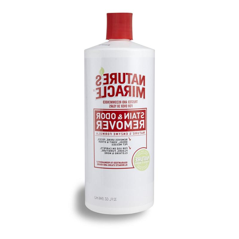 Nature's Miracle Stain And Odor Remover 32oz