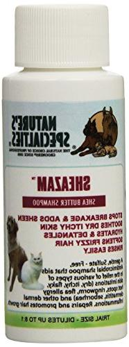 Nature's Specialties Sulfate-Free Antimicrobial Shampoo, 2-O