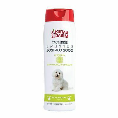 Nature's Miracle Supreme Odor Control Natural Whitening Dog